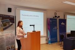 Predstavljanje projekta Providentia Studiorum Iuris na Smotri prav(n)e karijere na Pravnom fakultetu u Rijeci